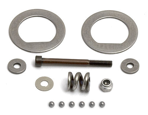 ASSOCIATED 31166 Diff Rebuild Kit TC5 *DISC*