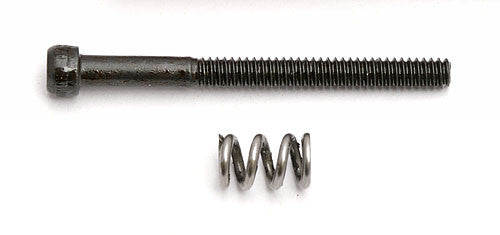 ASSOCIATED 3929 Motor Clamping Spring & 4-40 x 1.25 Screw