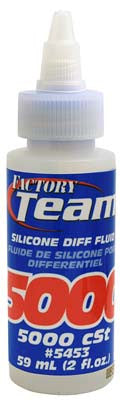 ASSOCIATED 5453 Silicone Diff Fluid 5000 cst