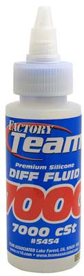 ASSOCIATED 5454 Silicone Diff Fluid 7000cst
