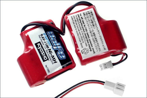 KYOSHO 71952 Half Eight SP Battery 9.6V 1100 NiMH