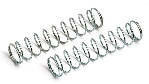 ASSOCIATED 6478 Spring Rear 2.75x.042 Wire Silver (2) ASC6478