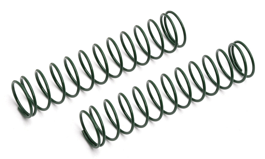 ASSOCIATED 6480 Spring Rear 2.75x.041 Wire Green (2)