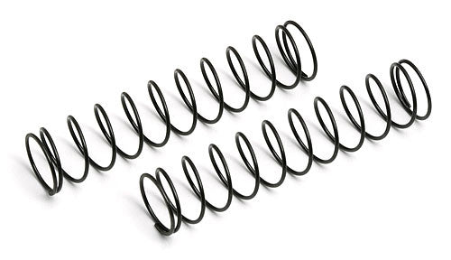 ASSOCIATED 6481 Rear Shock Spring Black