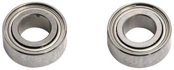 ASSOCIATED 6589 Stealth Bearings 5/32-5/16 (2) ASC6589 *DISC*