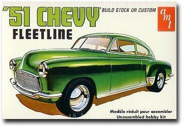 AMT 8250 1/24 1951 Chevy Fleetline