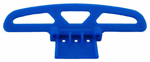 RPM 70035 Front Bumper Wide Blue RC18T