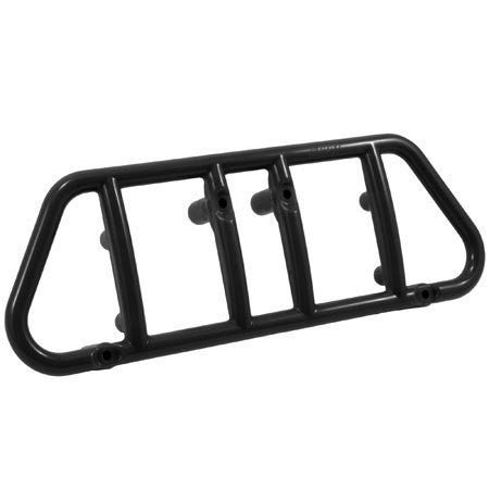 RPM 70122 Rear Bumper Black SC10 2WD *DISC*