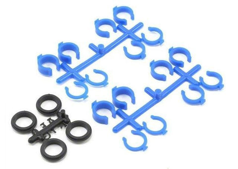 RPM 70225 Quick Adjust Spring Clip Blue Associated *DISC*