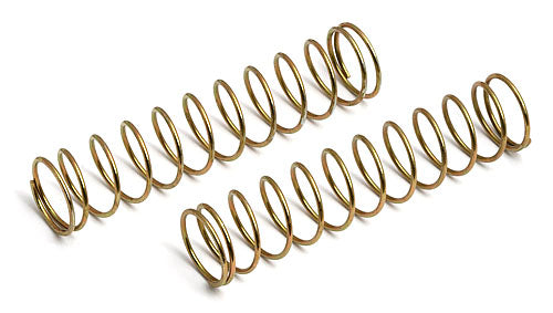 ASSOCIATED 7435 Rear Springs Gold Truck (2) ASC7435
