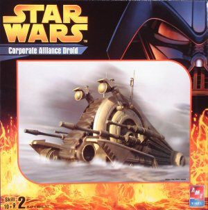 AMT 38315 Star Wars Corporate Alliance Droid *DISC*