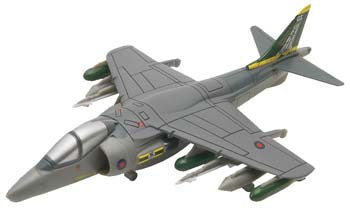 REVELL 85-1372 1/100 Snap Harrier GR 7