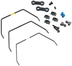 ASSOCIATED 91123  FT Front Sway Bar Set 4x4