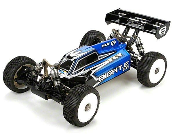 LOSI TLR 04002 8IGHT-E 3.0 Race Kit: 1/8 4WD Electric Buggy TLR04002