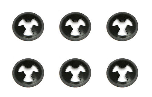 ASSOCIATED 7556 Brake Cam Clip Push Nut *DISC*