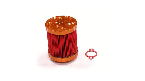 INTEGY BAJ049ORANGE High Flow Air Filter Baja *DISC*