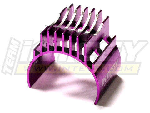 INTEGY C22374PURPLE Motor Heatsink Type II Wrap Around *DISC*
