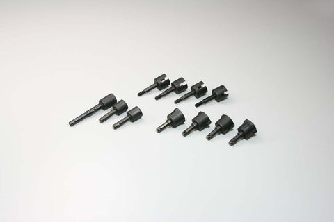 KYOSHO FA007 Wheel & Differential Shaft Set (FAZER)