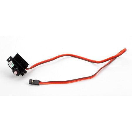 PARKZONE PKZ1081 SV80 Long Lead 3-Wire Servo