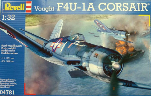 REVELL 04781 1/32 Vought F4U-1D Corsair