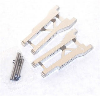 STRC 2555S Rear A-Arms for Traxxas Slash (Silver) ST2555S