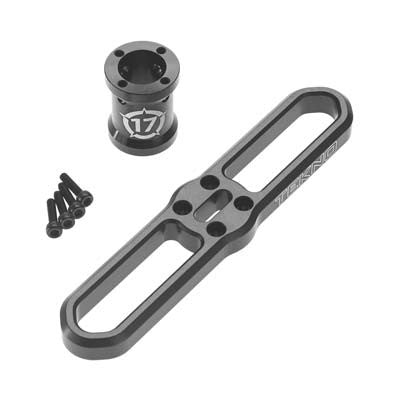 TEKNO TKR1116 17mm Wheel Wrench/Shock Cap Tool
