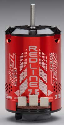 TEKIN TT2411 1/10 7.5 Redline Gen2 Sensored Brushless Motor *DISC*