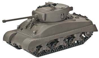 REVELL 03196 1/72 M4A1 Sherman *DISC*