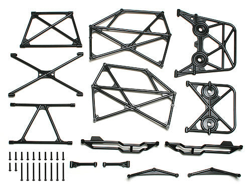 ASSOCIATED 89425 Roll Cage: SC8 *DISC*