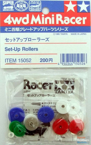 TAMIYA 15052 Set-Up Rollers *DISC*