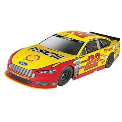 REVELL 85-1473 1/24 Joey Logano #22 Shell Pennzoil Ford Fusion SnapTite