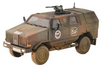 REVELL 03142 1/72 ATF Dingo 1 All-Protected Vehicle *DISC*
