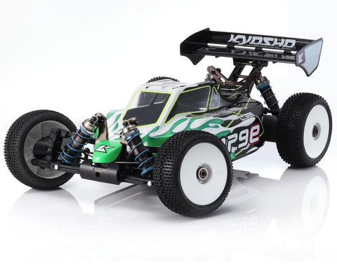 KYOSHO 30897B Inferno MP9e TKI Edition 1/8 Electric 4WD Off-Road Buggy Kit