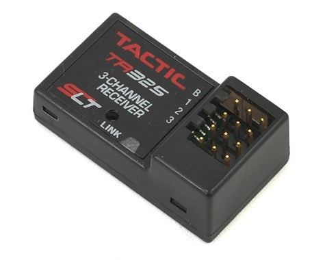 TACTIC TACL0325 TR325 3-Channel Micro SLT Receiver