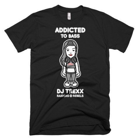 ADDICTED TO BASS / (DJ TREXX edition) Tee (UNISEX)