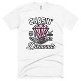 """   CHASIN' DIEMONDS"" Ultra-Comfy Tee (UNISEX)"