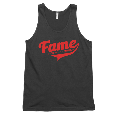 """FAME"" tank top (version 2.0)"