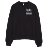 GEISHA / HANNYA MASKED WARRIOR Fleece Raglan / Sweater