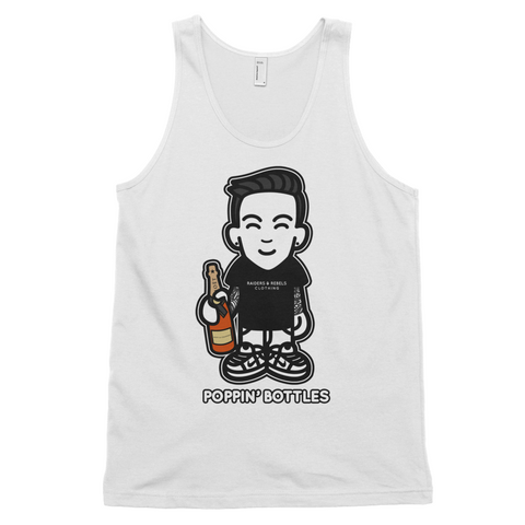 POPPIN' BOTTLES tank top (UNISEX)