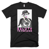SALUTE TO FREEDOM t-shirt