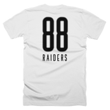 77 Rebels 88 Raiders TEE (version 2.0)