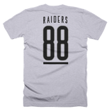 77 Rebels 88 Raiders version 1.0 t-shirt