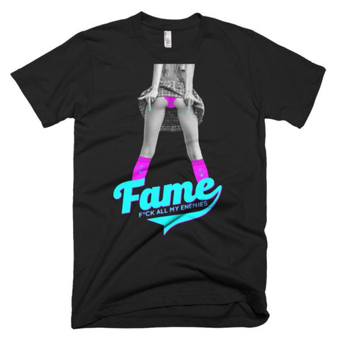 FAME / F.A.M.E (F*ck All My Enemies) t-shirt