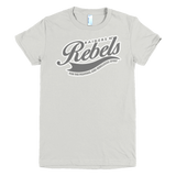 Classic Old School RR logo t-shirt (LADIES CUT)