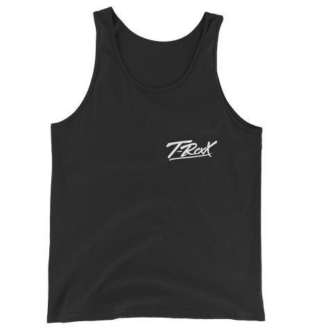 """  TREXX SIGNATURE / Raiders & Rebels "" TANK TOP"