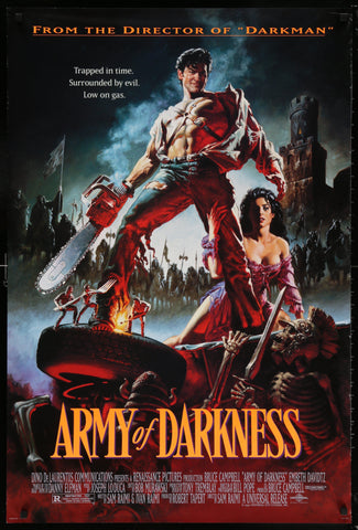 Army of Darkness 1 Sheet (27x41) Original Vintage Movie Poster