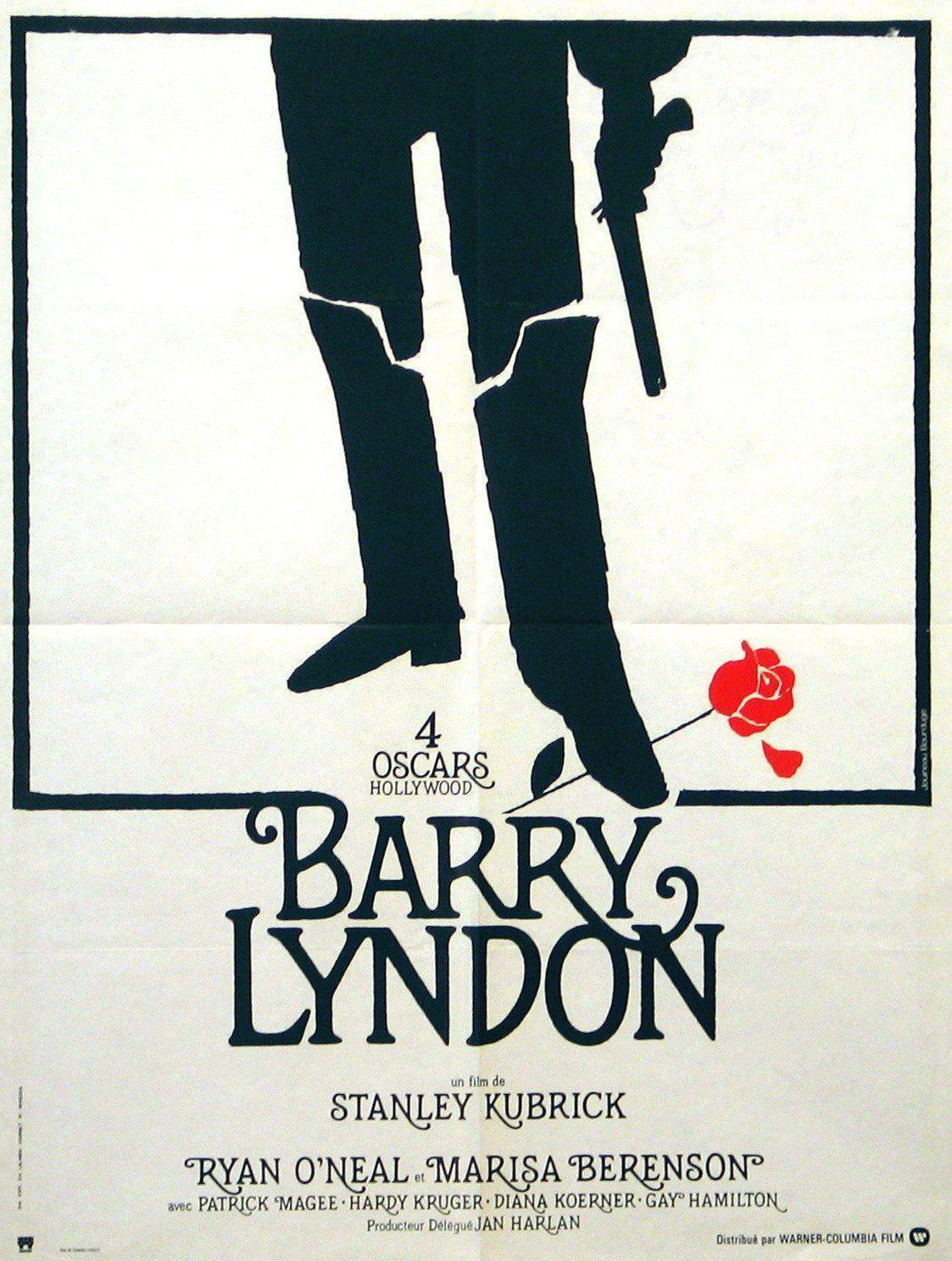 Barry Lyndon French small (23x32) Original Vintage Movie Poster
