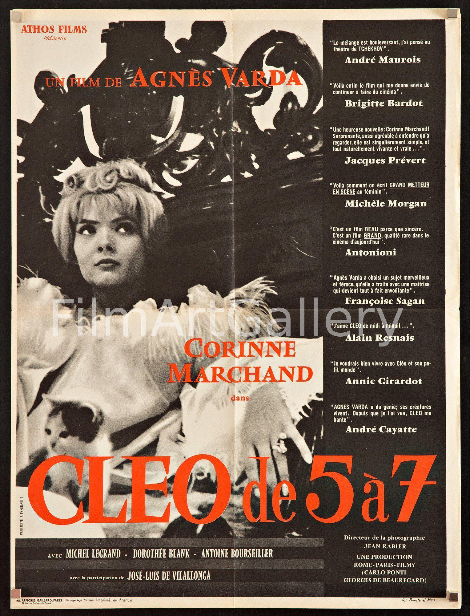 Cleo From Five To Seven Cleo De 5 A 7
