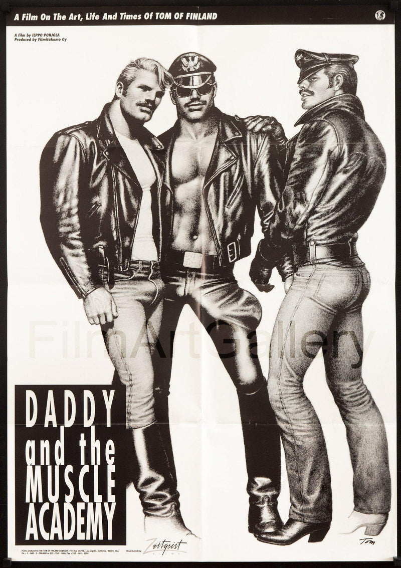Daddy and the Muscle Academy 1 Sheet (27x41) Original Vintage Movie Poster