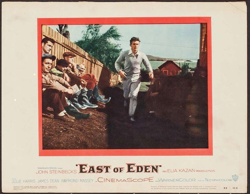 East of Eden Lobby Card (11x14) Original Vintage Movie Poster